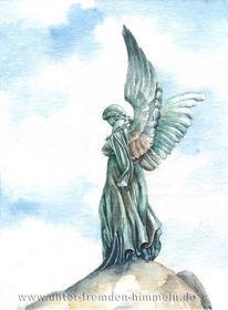 Frieden, Engel, Hoffnung, Figural