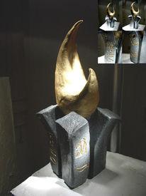 Kunsthandwerk, Keramik, Mond