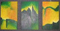 Unwichtig, Berge, Abstrakt, Seele