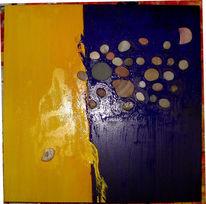 Glatt, Abstrakt, Malerei, Aalglatt
