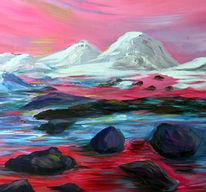 Inspiration, Meer, Landschaft, Stimmung