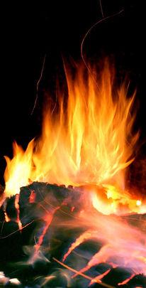 Feuer, Fotografie, Stiefel