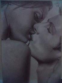 Liebe, Küsssen, Akt, Liebe küsssen
