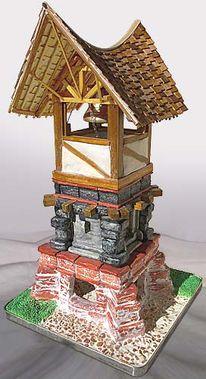 Kunsthandwerk, Turm