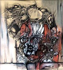 Zeichnung, Malerei, Requiem,