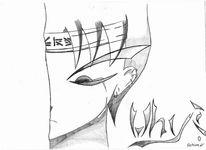 Manga, Zeichnung, Zeichnungen