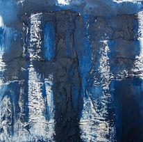 Weiß, Abstrakt, Engel, Malerei