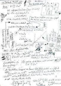 Ebene, Unschärfe, Zeigen, Mathematik