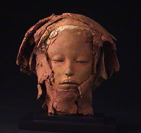 Ton, Figural, Skulptur, Keramik