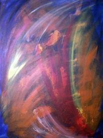 Malerei, Abstrakt, Gefühlschaos