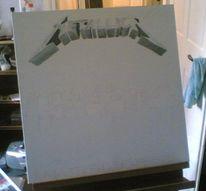 Metallica, Malerei,