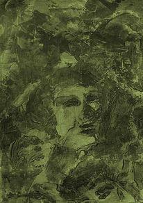 Malerei, Gesicht