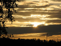 Wolken, Landschaft, Fotografie, Licht