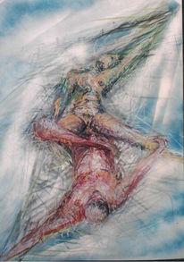 Akt, Zeichnung, Zeichnungen, Vereinigung