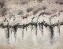 Fantasie, Elemente, Nebel, Malerei
