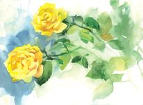 Blumen, Protsenko, Natur, Rose