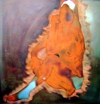 Figural, Beschichtung, Malerei, Akt