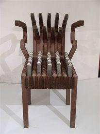 Design, Beschichtung, Möbel, Stahl