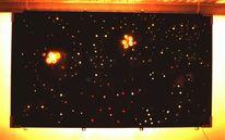 Lichbogen, Malerei, Galaxie, Beschichtung