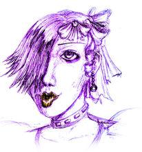 Kuli, Scan, Zeichnung, Hör