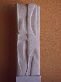 Kunsthandwerk, Speckstein, Stein