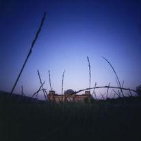 Fotografie, Landschaft, Camera obscura