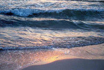 Fotografie, Sand, Sonne, Meer