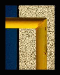 Fotografie, Architektur, Rohr