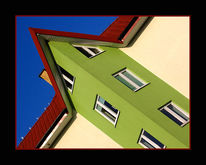 Fotografie, Architektur, Pfeil