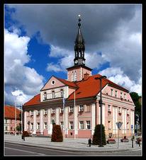 Fotografie, Architektur, Rathaus