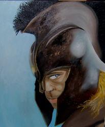 Malerei, Figural, Achill