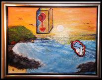 Leben, Genuss, Zeit, Malerei