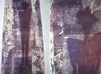 Grafik, Druckgrafik, Linoldruck