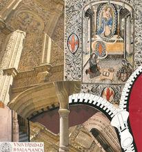 Dekoration, Uni, Salamanca, Andere zeiten