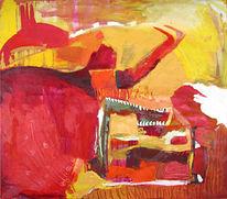 Traum, Verlieben, Farben, Malerei
