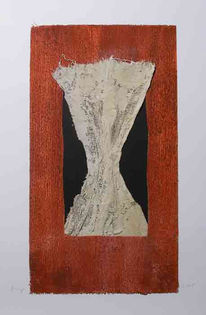 Textil, Abstrakt, Malerei