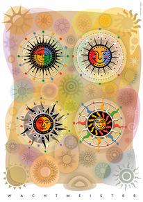 Farben, Figur, Struktur, Formen