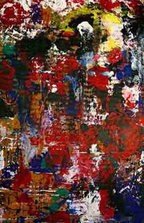 Malerei, Portrait,
