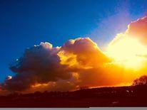 Landschaft, Wolken, Himmel, Fotografie