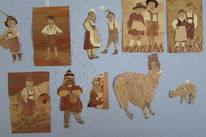 Lederhose, Lama, Heimat, Niño