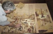 Holz, Wurzelholz, Artist stoeger johannes, Kunsthandwerk