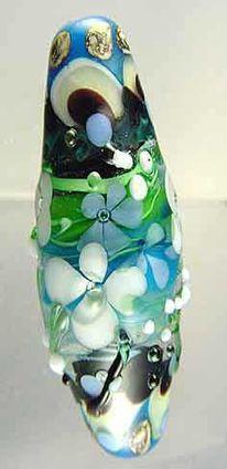 Glasperlen, Schmuck, Design