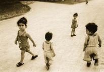 Kinder, Park, Fotografie, Hosenscheißer