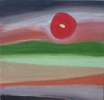 Malerei, Irreal, Landschaft, Fantasie