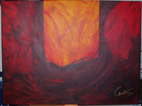 Malerei, Abstrakt, Buch