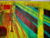 Surreal, Malerei, Licht