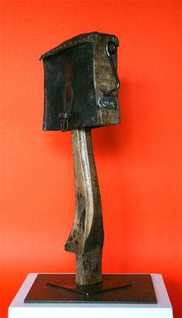 Skulptur, Abstrakt, Plastik