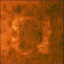 Malerei, Abstrakt, Terra