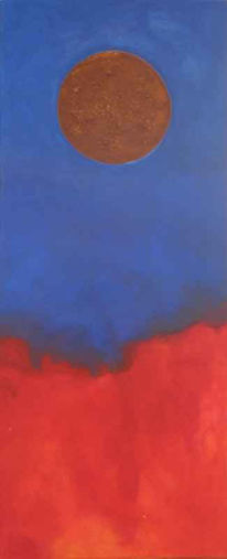 Erde, Acrylmalerei, Malerei