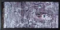 Abstrakt, Malerei, Blind
